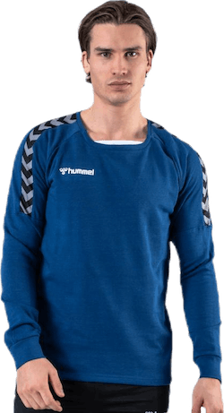 Authentic Training Sweat Blue
