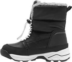 Snow Boot Low Jr Black