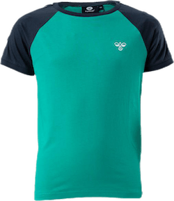 Svend Jr T-Shirt Blue/Green