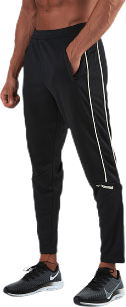 Amos Tapered Pants Black