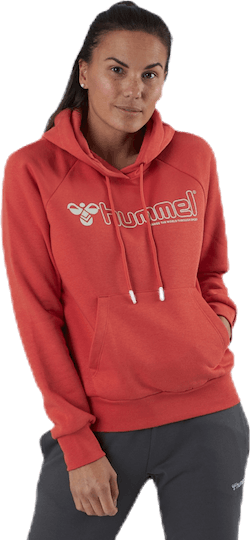 Noni Hoodie Red