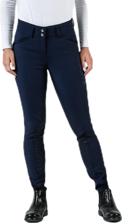 Elina Riding Pants w. Silicon Blue