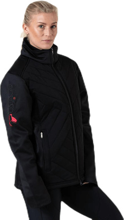Classic Softshell Jacket Black
