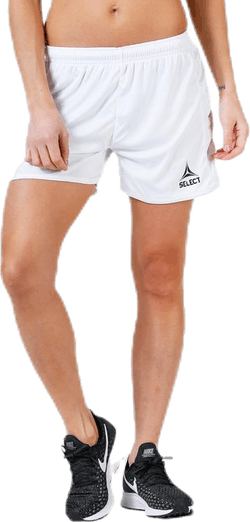 Player Shorts Argentina White