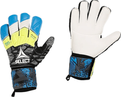 GK Gloves 55 Extra Force Flat Cut Blue/Grey