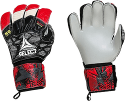 GK Gloves 56 Winther Flat Cut Grey/Red