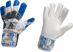 GK Gloves 88 Kids Flat Cut Blue/White