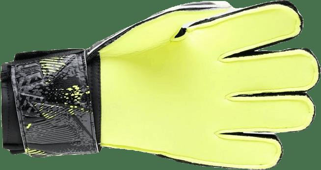 GK gloves 03 Youth Flat cut Black/Yellow