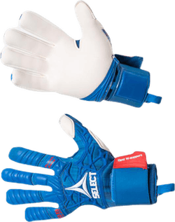 GK Gloves 88 Pro Grip Negative Cut Blue/White/Red