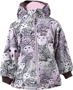 Lia Snowowl Jacket Patterned