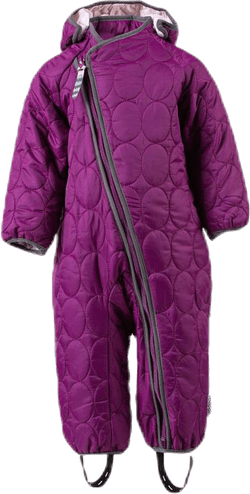 Rie Bubble Suit Purple