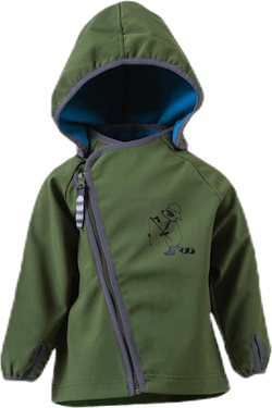 Mads Softshell Jacket Green