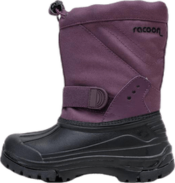 Jensine Boots Purple/Black