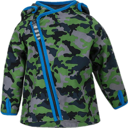 Einar Softshell Jacket Patterned