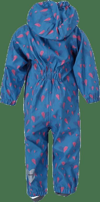 Puk Rain Suit Blue