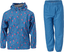 Pippi Rain Set Blue