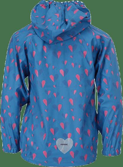 Pippi Rain Set Blue