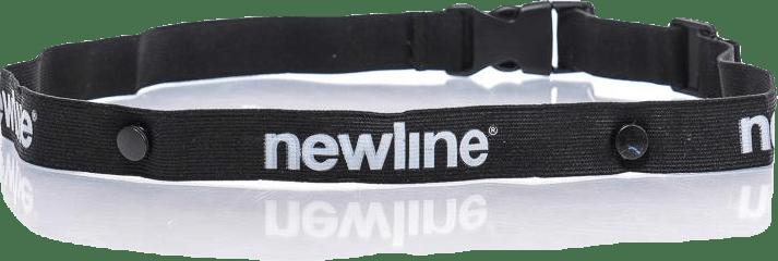 Number belt Black