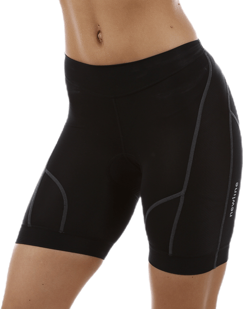 W Bike Shorts Black