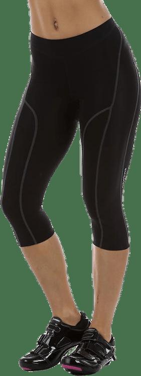 Bike Knee Pants Black
