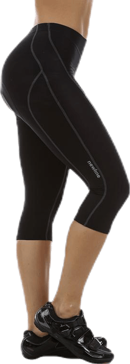 Bike Knee Pants Black
