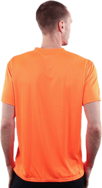 Base Cool T-Shirt Orange