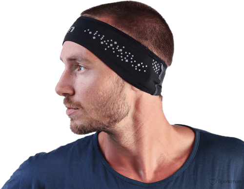 Softlite Headband Black