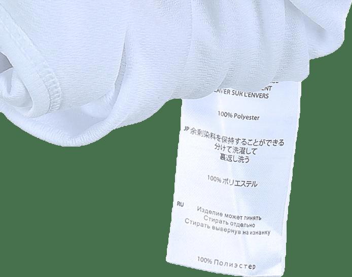 Base Coolmax Singlet White