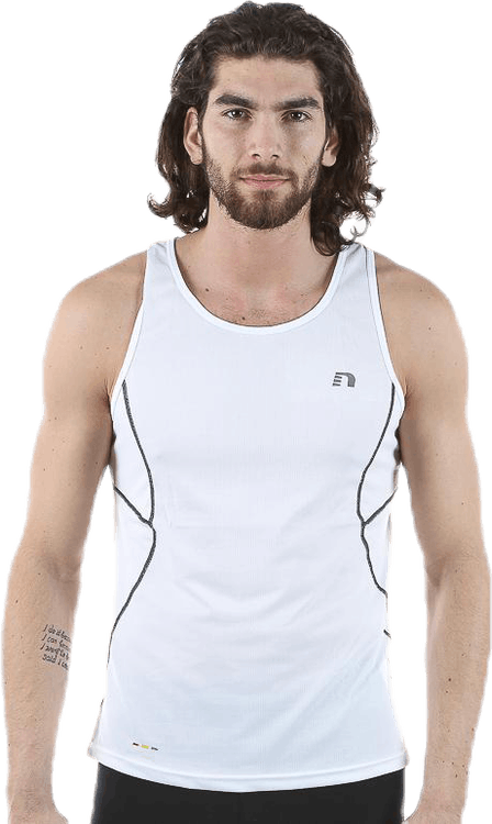 Base Coolmax Singlet White