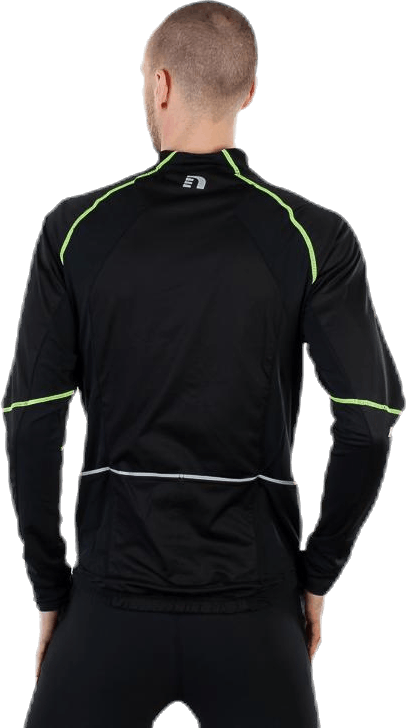 Bike Protect Jersey Black