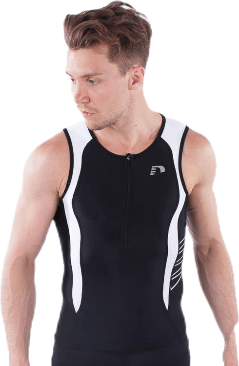 Triathlon Top Black