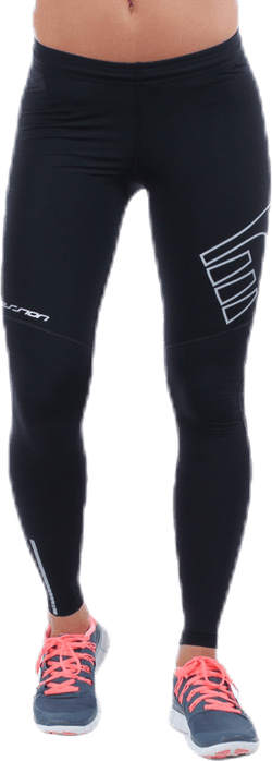 Compression Thermal Tights Black