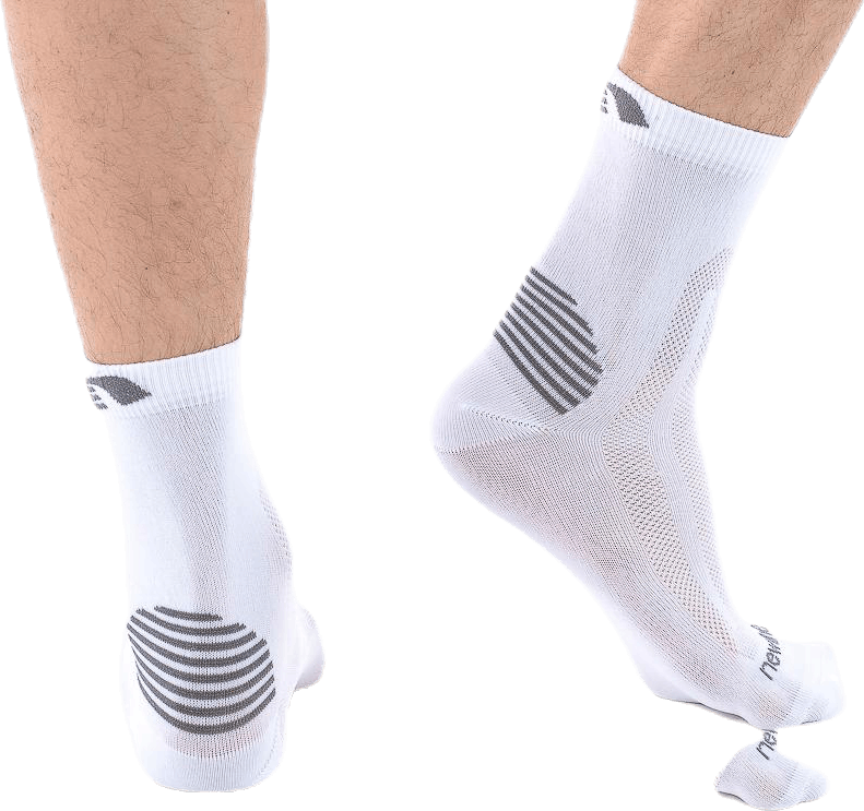 Base Sock  White