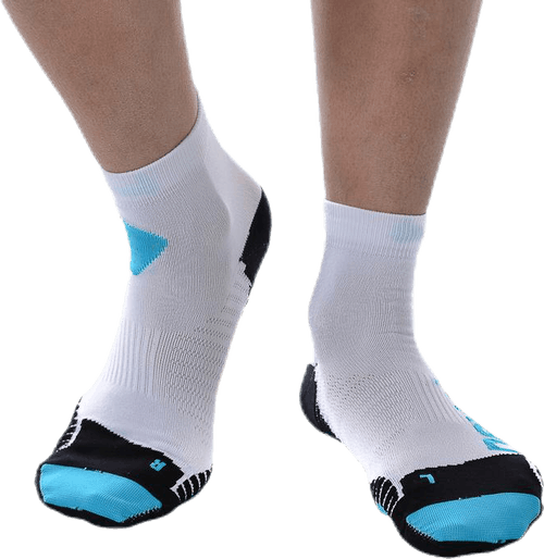 Tech Sock  White