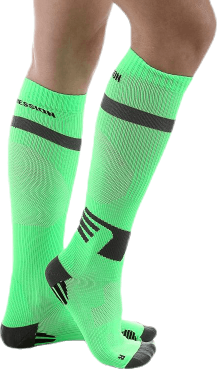 Compression Sock  Green