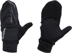Visio Windrunner Gloves Black