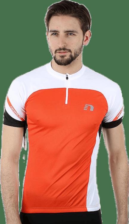 Bike jersey Orange