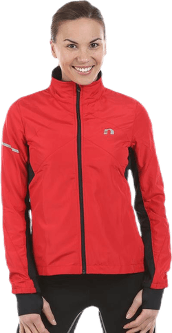 Base Cross Jacket Red