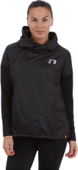 Imotion Baggy Windbreaker Shirt Black