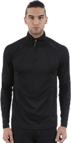 BLACK Jumpmaster Warm Shirt M Black