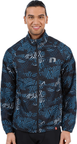 Imotion Printed Jacket M Patterned