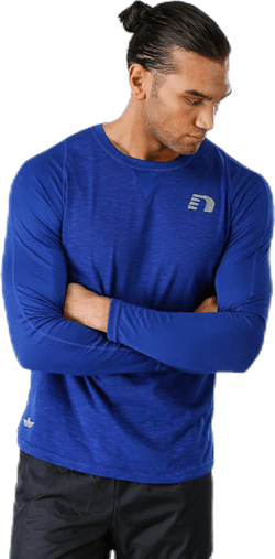 BLACK Light Thermal Shirt Blue