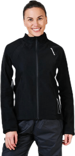 Black Training Utility Jacket Black
