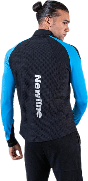 Comfort Jacket Blue/Black