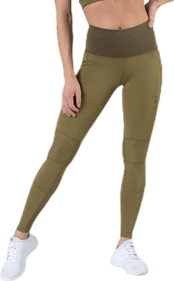 Tech Tights Green