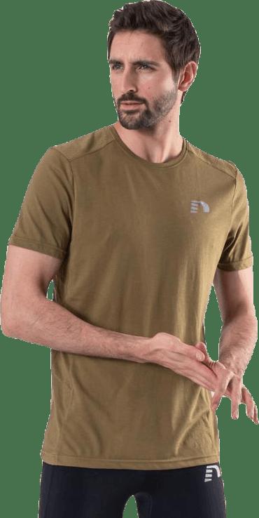 Cotton/Poly Tee Green