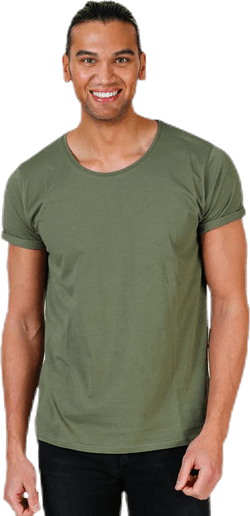 Jimmy Solid Tee Green