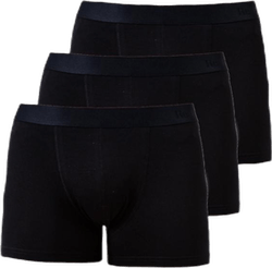 Boxer Trunk Lyocell 3-pack Black