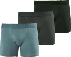Boxer Bamboo 3-pack Green