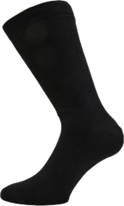 Travel Bag Socks Bamboo 7-pack Black